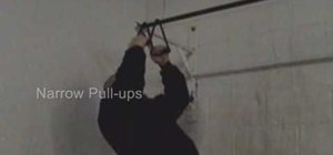 Start doing pull-ups