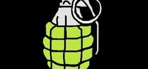 Make a movie prop grenade