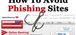 How to Avoid Online Phishing Scams