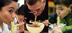 Slurping Mandatory: Why Getting Messy with Ramen Makes It Taste Better