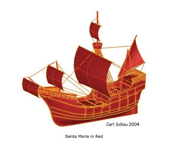 Build A Model Of Columbus S Ship