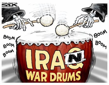 What We Should'nt Do in Iran and Syria