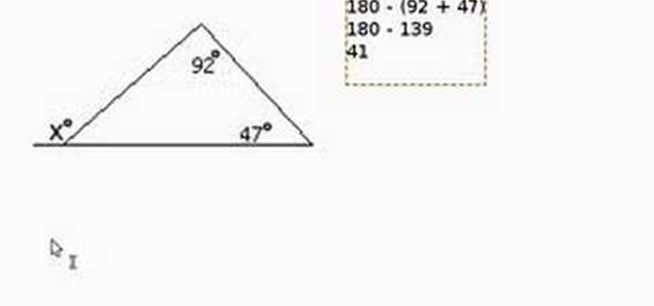 how to find the missing length of a trapezoid