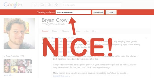 4 Possible Privacy Issues to Pay Attention to in Google+