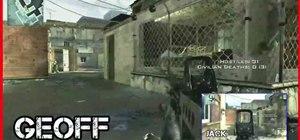 Complete the O Cristo Redentor in Modern Warfare 2
