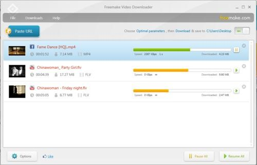 How to Download Videos with One Click in Freemake Video Downloader