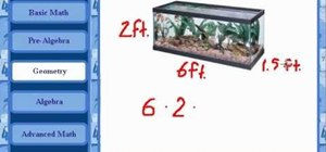 Calculate the volume of a rectangular solid
