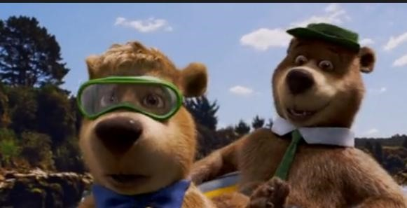 Movie Quiz: Yogi Bear - Animals