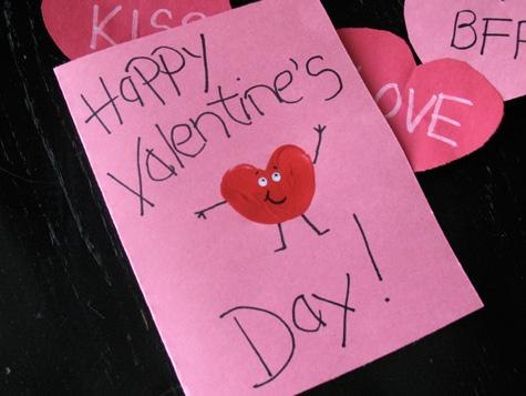 How to make valentine 39 s day memorable with 5 cheap lazy for Cute homemade valentines day cards