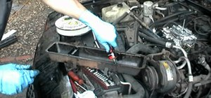 Change a valve cover gasket in your engine