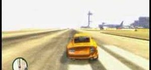 Get the Rolled Over achievement in GTA IV