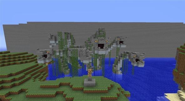 Weekly Challenge 4 The Hydra 171 Minecraft