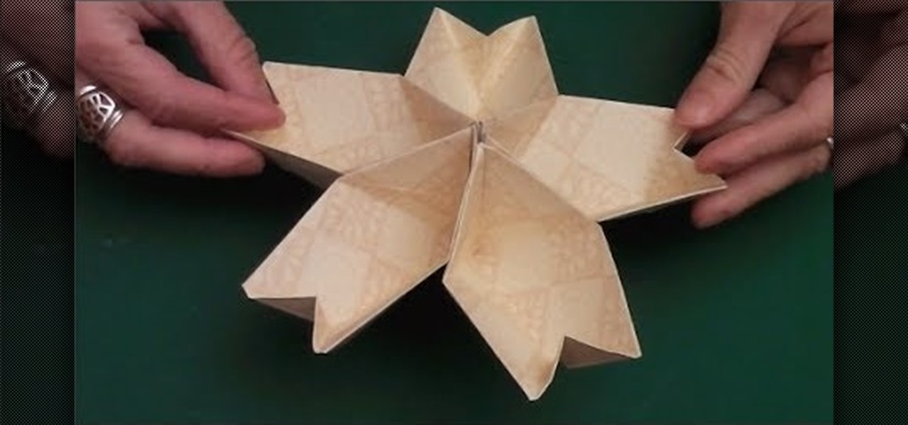 Make the Origami Kusudama Cherry Blossom Flower