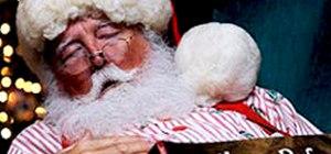 Track Santa Right Now with the NORAD Santa Tracker & Google Maps / Earth
