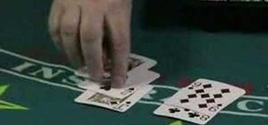 Speed count cards in blackjack