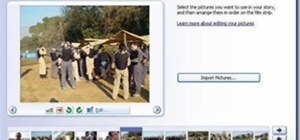 Microsoft Story Video software