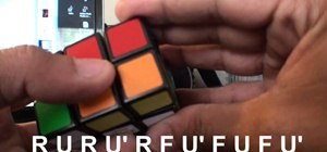 Solve a 2x3x3 Rubik's Domino Cube