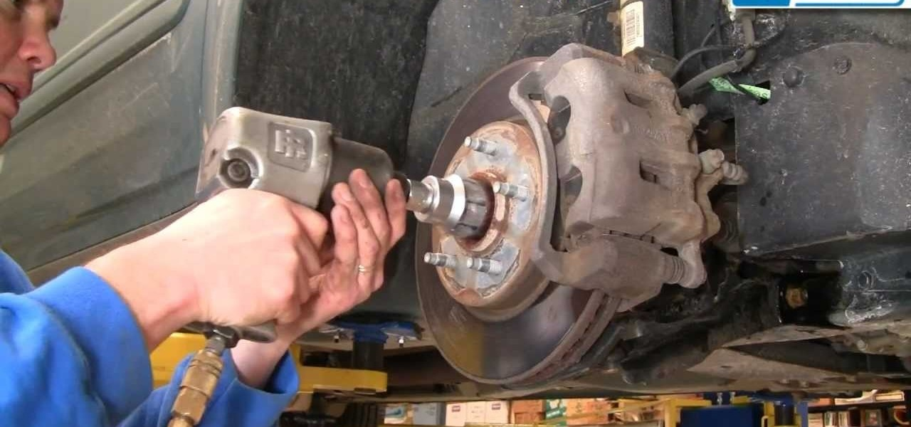 Replace the Front CV Axle Joint on Your 05-10 Chevy Equinox or Saturn Vue