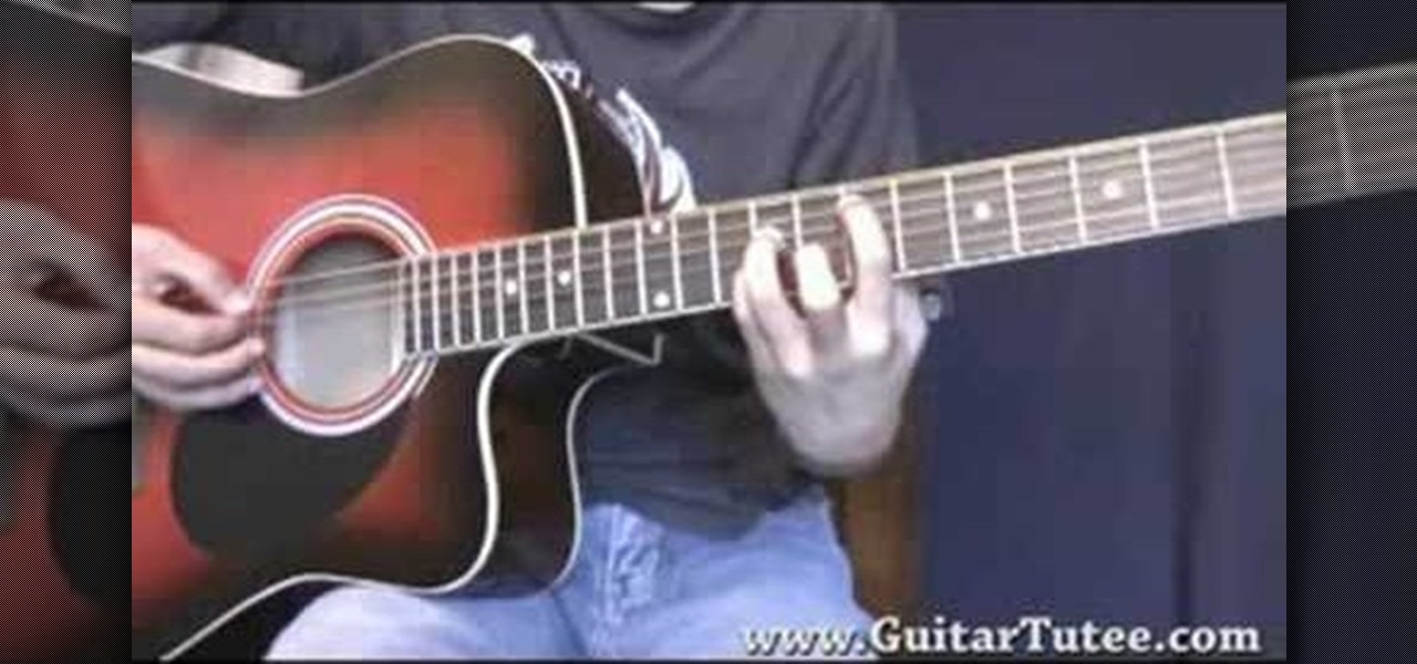 How To Play Goodbye By Secondhand Serenade On Guitar Acoustic
