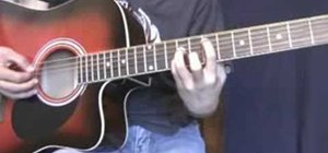 "Play ""Goodbye"" by Secondhand Serenade on guitar"