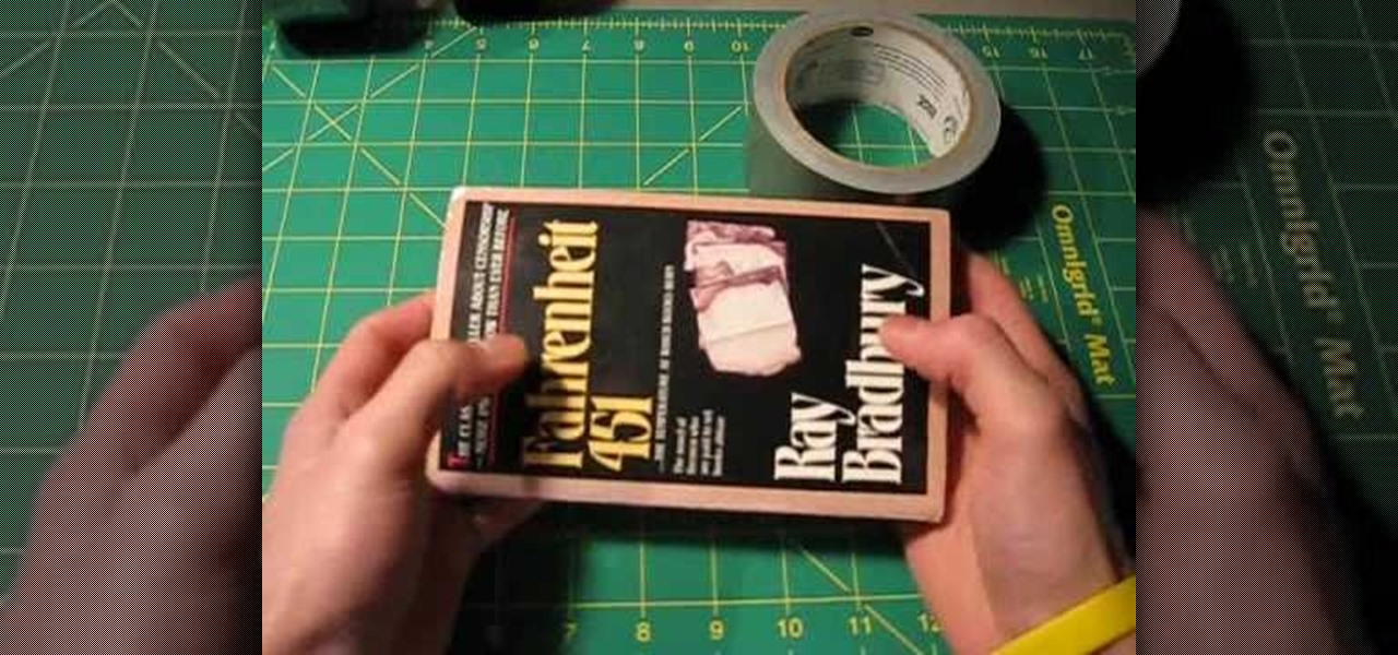How To Make A Book Cover Without Tape : Bookmaking — diy help for homemade journals and