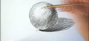 Draw a sphere in 3D