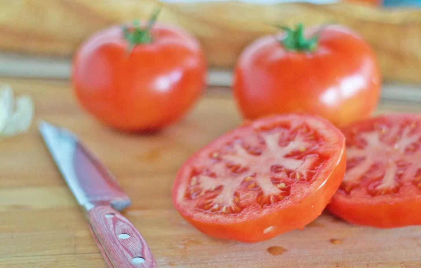 Grate Fresh Tomatoes Instead of Buying Canned (You Can Thank Us Later)