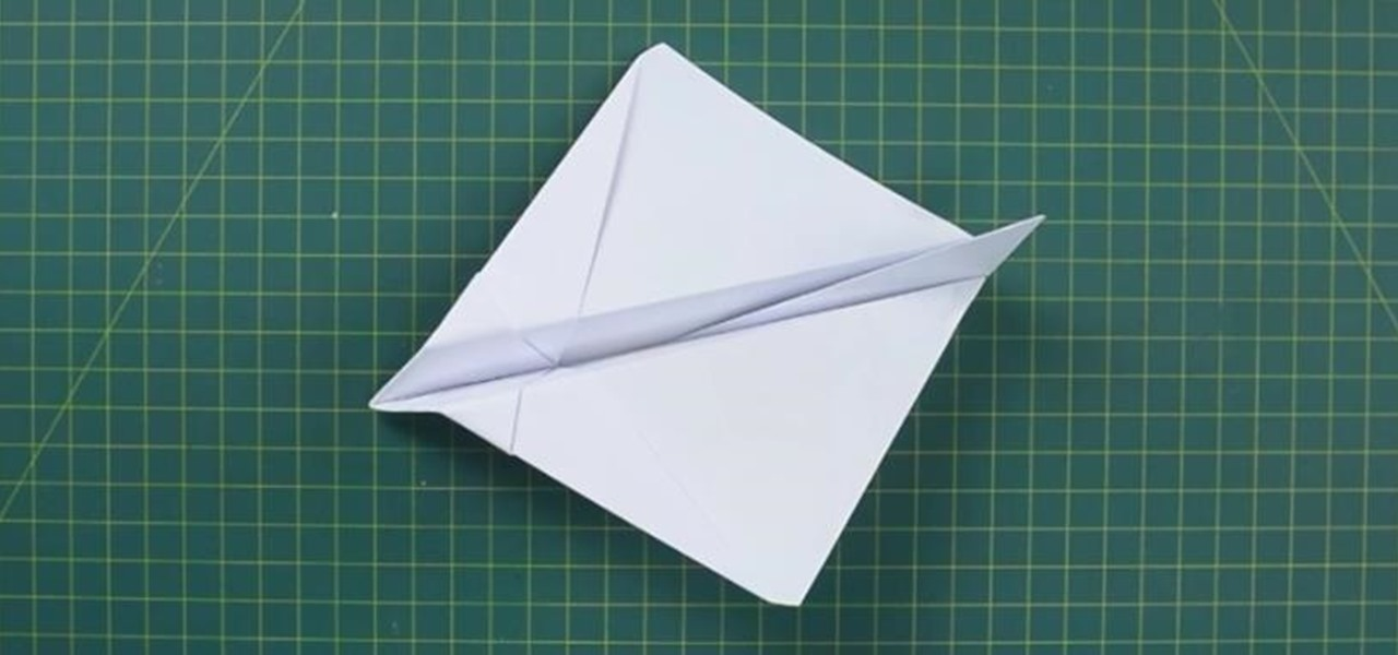 Make a Paper Plane That Flies Far | Spirit