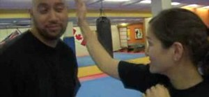 Strike vital points for self-defense
