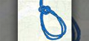 Tie the Double Loop Bowline knot