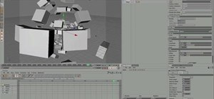 Use the cubes tool in Cinema 4D