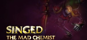 Play Singed as an AP tank in League of Legends