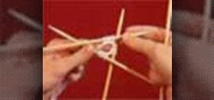 Do small diameter circular knitting