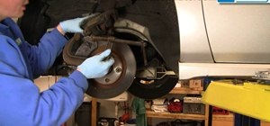 Replace the front disc brakes on a 2000-2005 Chevy Impala