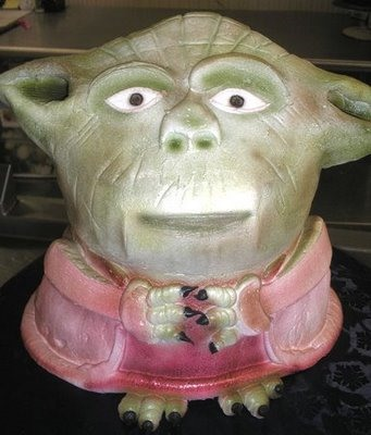 Insane Star Wars Cakes Part 2