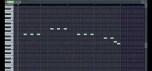 Compose a hip hop beat in Fruity Loops