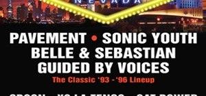 Festival - Matador at 21 Las Vegas Lineup Revealed