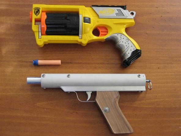The Rolls-Royce of Nerf Guns