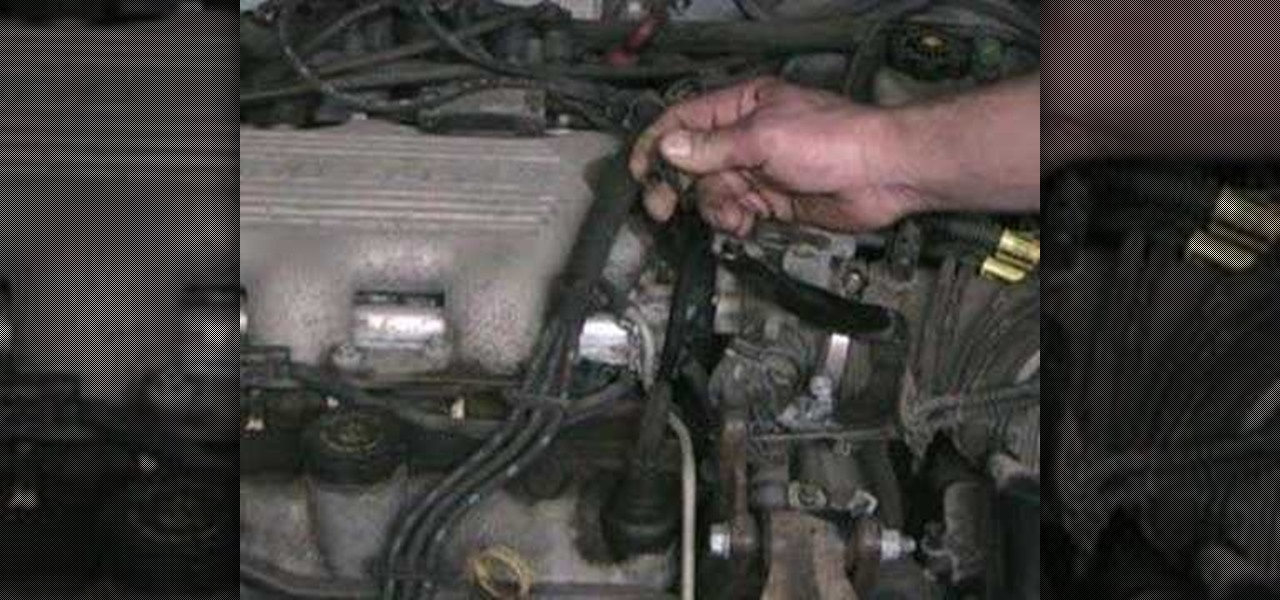 How to Check fuel pressure regulators for leaks on GM engines « Auto