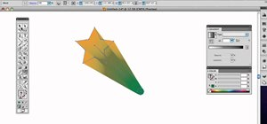 Use the Blend tool in Adobe Illustrator CS4 or CS5