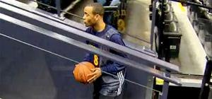 Mississippi Bullet Monta Ellis' Back Shoulder Circus Shot