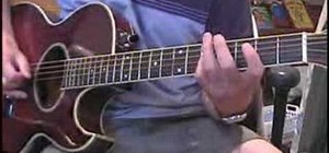 "Play ""Setting Me Up"" by Dire Straits on your guitar"