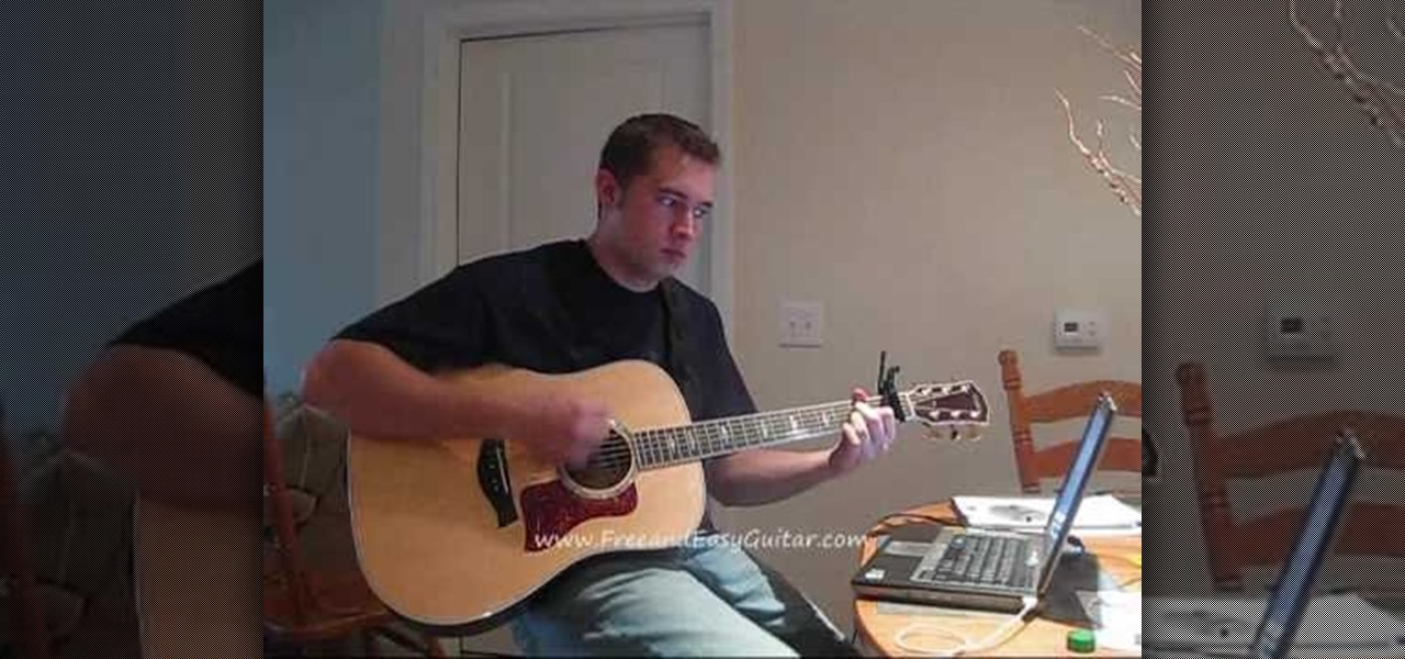 how to play nickelback if today was your last day on guitar acoustic guitar. Black Bedroom Furniture Sets. Home Design Ideas