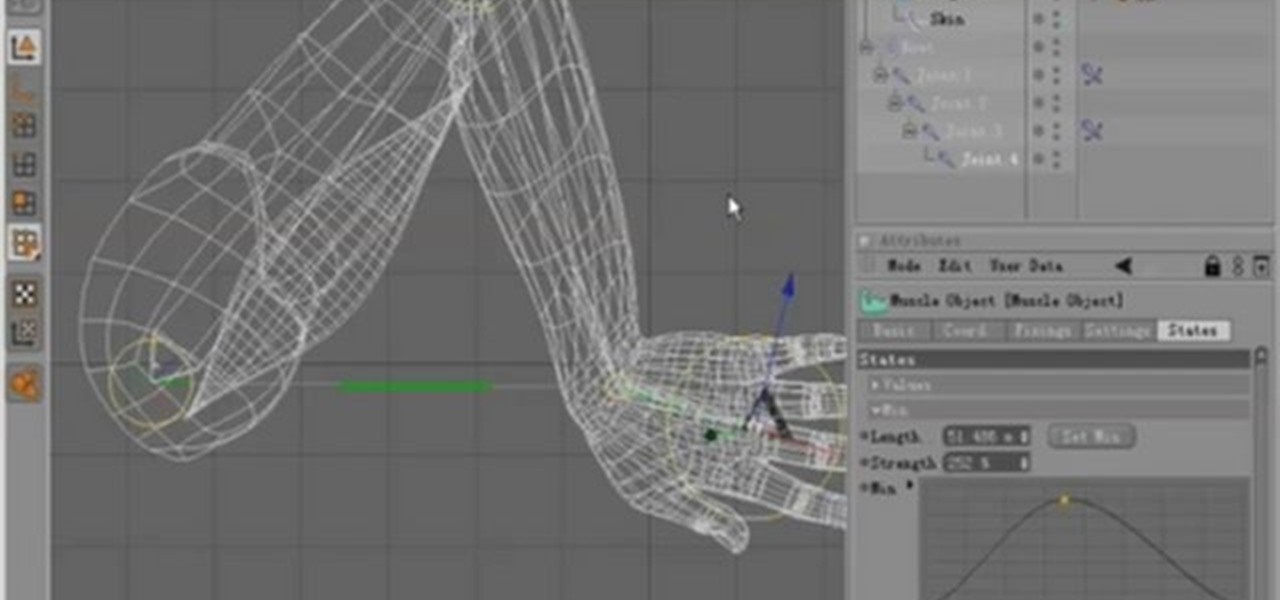 How to Create a basic hand rig within MAXON Cinema 4D