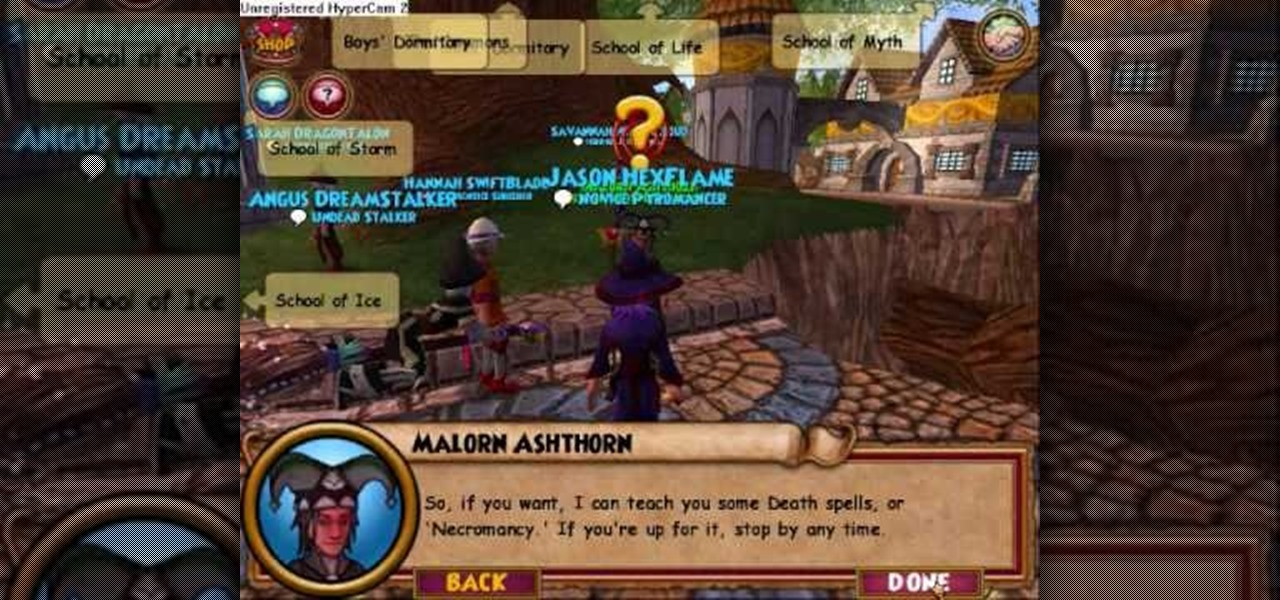 wizard101 coloring pages ravenwood professors - photo#33