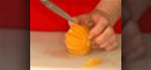 Segment an orange like a chef