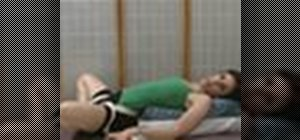 Perform an effective hip stretch
