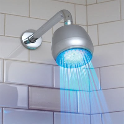 """Smurf Shower Power"""