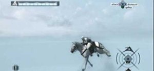 Cheat at Assassins Creed with the Horse Skydive Glitch