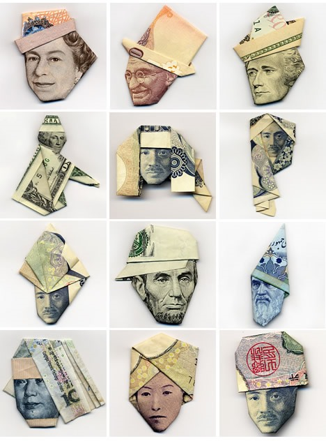 The Art of Moneygami